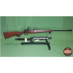 RIFLE : BSA Featherweight 30-06 Bolt w/Leupold Bases, Adjustable Rings & Express Sites S/N#7D3104