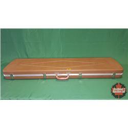 Gun Guard Brown Hard Shell Gun Case
