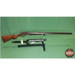 SHOTGUN : H. Spenser & Co 12ga Double BBLBreak(Tight w/Extractors)