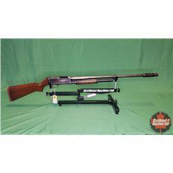"SHOTGUN : Stevens Model 820B 12ga 2-3/4"" Pump"