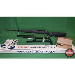 RIFLE : NEW - Ruger American 30-06 Bolt – Left Handed S/N#697-00553