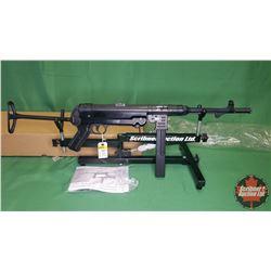 RIFLE : NEW – German Gunsports GSG Model MP40 Semi-Auto .22LR S/N#BL41201