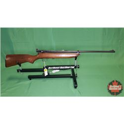 AIR RIFLE : Crosman Model 160 Pellgun .22cal Bolt (Plate Broken/Bolt Handle comes out) S/N#306456  :