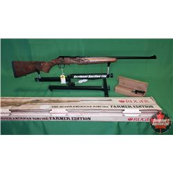 "RIFLE : NEW - Ruger American ""Farmer Edition"" 17HMR Bolt S/N#AFH-02805"