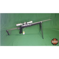 RIFLE: Ruger 10-22 Carbine 22LR Semi-Auto w/Bi-Pod Folding Stock & Bushnell Scope S/N#234-95807