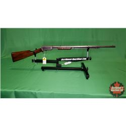 RIFLE : Winchester Model 1890Takedown .22 Long Pump Oct BBL S/N#309738