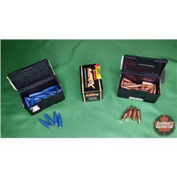 Variety of Barnes 30cal Bullets (.308 dia) - 85 Total Bullets