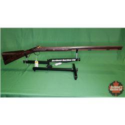 SHOTGUN : Wall hanger 12ga Black Powder Percussion Muzzle Loader Oct BBL