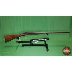 SHOTGUN : Janssen Sons & Co Double BBL 12ga Break (Missing Trigger Guard) S/N#22928