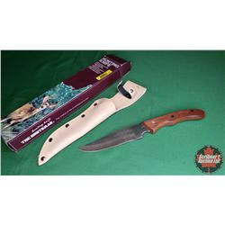 The Huntsman Special 420 Stainless Hunting Knife