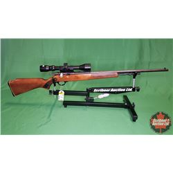RIFLE: Cooey/Winchester Model 600 Repeater .22SL/LR Bolt w/Bushnell Scope