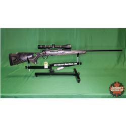 RIFLE: Remington Model 700 Bolt Action 300 Win Mag w/Bushnell Scope S/N#D6628961
