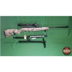 AIRGUN : Stoeger X20 Single Shot 4.5mm/.177cal w/Scope S/N#STG1005794 : PAL Required