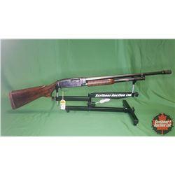 "SHOTGUN: Winchester Model 12 Pump 12ga 2-3/4"" w/Adjustable Choke S/N#1401705"
