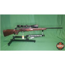 RIFLE: Tikka M595 Bolt .17Rem w/Bushnell Scope S/N#254348