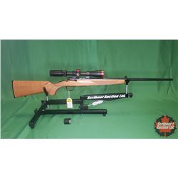 RIFLE: Browning T-Bolt Bolt Action .17HMR w/Scorpion Scope & Extra Clip S/N#04623ZW253