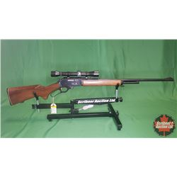 RIFLE: Marlin 336A Lever 30-30 Win w/Weaver Scope S/N#22045296