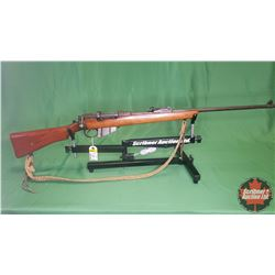RIFLE: Lee Enfield MK3 .303 British Bolt (BSA co 1940) w/Sling S/N# 10352