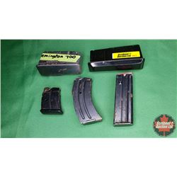 Variety of Rifle Magazines (5)