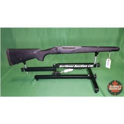 Black Synthetic Gun Stock - Remington