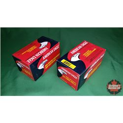 AMMO: American Eagle 22LR (40gr Solid) (1000 Rnds) (2 Bricks)