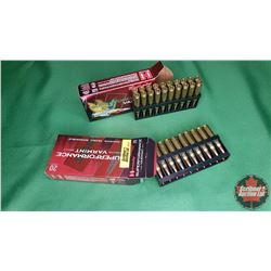AMMO: Hornady Superformance 223Rem (53gr V-Max) (40 Rnds) (2 Boxes of 20)