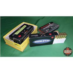 AMMO: Tray Lot (59 Rnds)  Advantage (270wsm 140gr) & Winchester (270wsm 150gr)  + 16 Brass