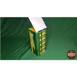 AMMO: Remington Magnum Rimfire 22Win Mag (40gr Jacketed Hollow Point) (500 Rnds) (1 Full Brick)