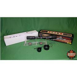 TASCO Rifle Scope (Target/Varmint) (2.5-10x42mm)