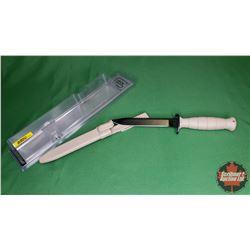 Glock Knife/Saw with Sheath