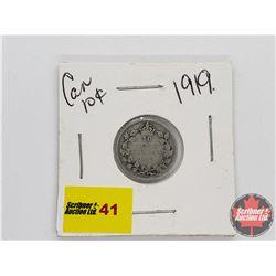 Canada Ten Cent : 1919