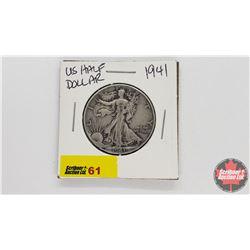 US Half Dollar : 1941