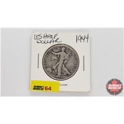 US Half Dollar : 1944