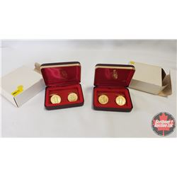 RCM Cuff Links - in Cases (2 Sets)