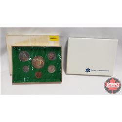 """Canada's Centennial Coins (Bank of Montreal """"This two-sided unit is suitable for display as a wall p"""