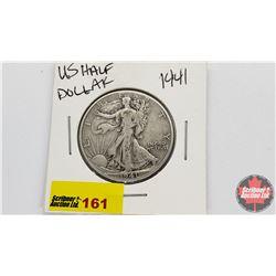 US Half Dollar: 1941