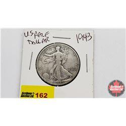 US Half Dollar: 1943