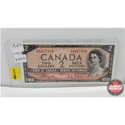 Canada $2 Bill 1954 : Coyne/Towers CB4667304