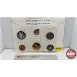 Canada Proof Year Set : 1990