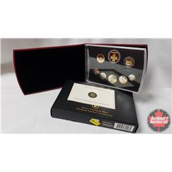 "RCM 2006 Proof Set of Canadian Coinage ""150th Anniversary of the Establishment of the Victoria Cross"