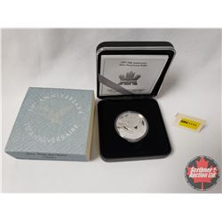 RCM 1997 Silver Proof Loon Dollar 10th Anniversary (92.5%)