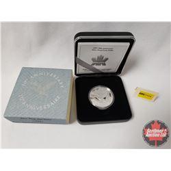 RCM 1997 Silver Proof Loon Dollar 10th Anniversary (92.5%)