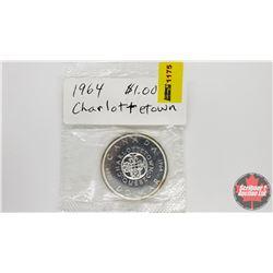 Canada 1964 Charlottetown Dollar