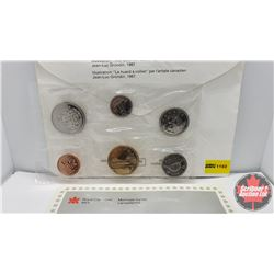 Canada Proof Year Sets : 1992