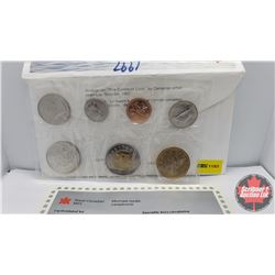 Canada Proof Year Sets : 1997