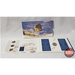 RCM Canada's New Uncirculated $2 Coin and Bank Note Set 1996