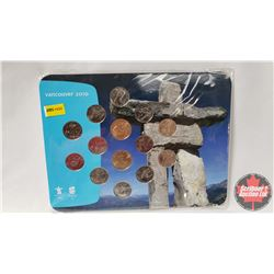 Vancouver 2010 Olympic and Paralympic Winter Games Coin Collection