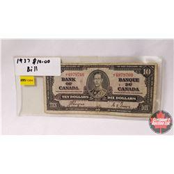 Canada $10 Bill Coyne/Towers JT4979760
