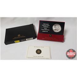 RCM 2006 National Parks $20 : Jasper - Fine Silver (99.99%)