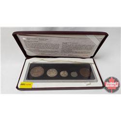 RCM 90th Anniversary Coin Set The Design (COA 22302)